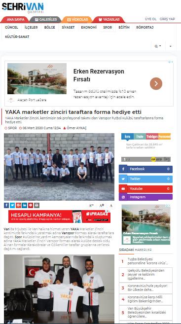 Şehrivan Gazetesi