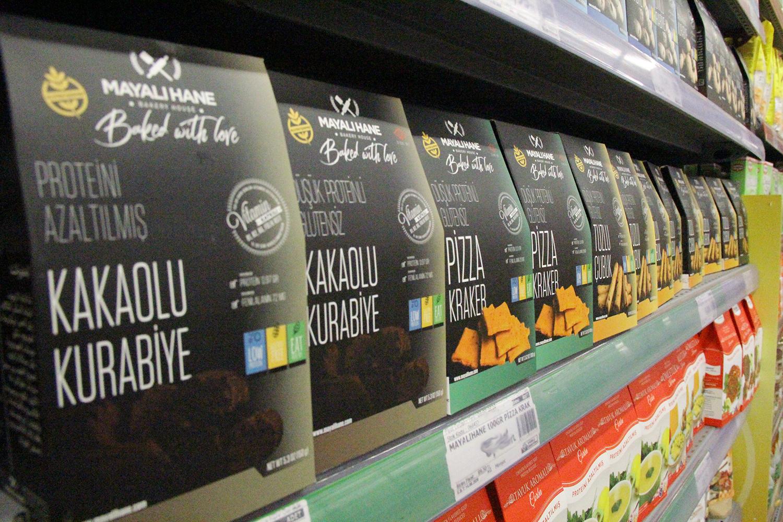 Yaka Market, Glütensiz ve Düşük Proteinli Gıda Reyonunu Genişletti