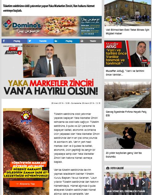 Vangazetesi.com