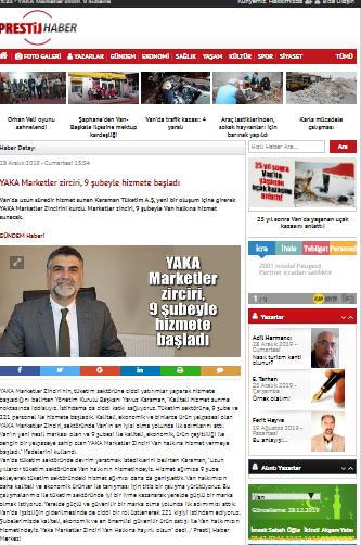 Prestij Gazetesi