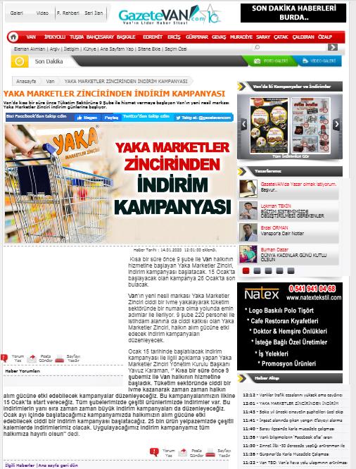 gazetevan.com