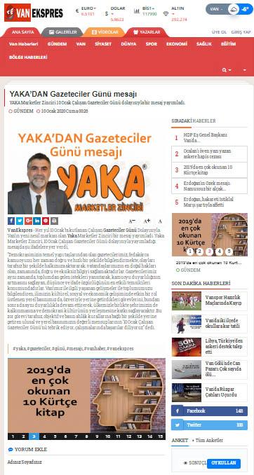vanekspres.com